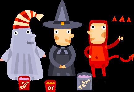 La « Collecte des petits monstres » est de retour! – Une activité du Club des JeunesPhilanthropes