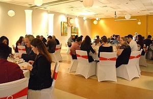 La soirée Vins et fromages de la Chambre de commerce Baie-des-Chaleurs pour laFondation
